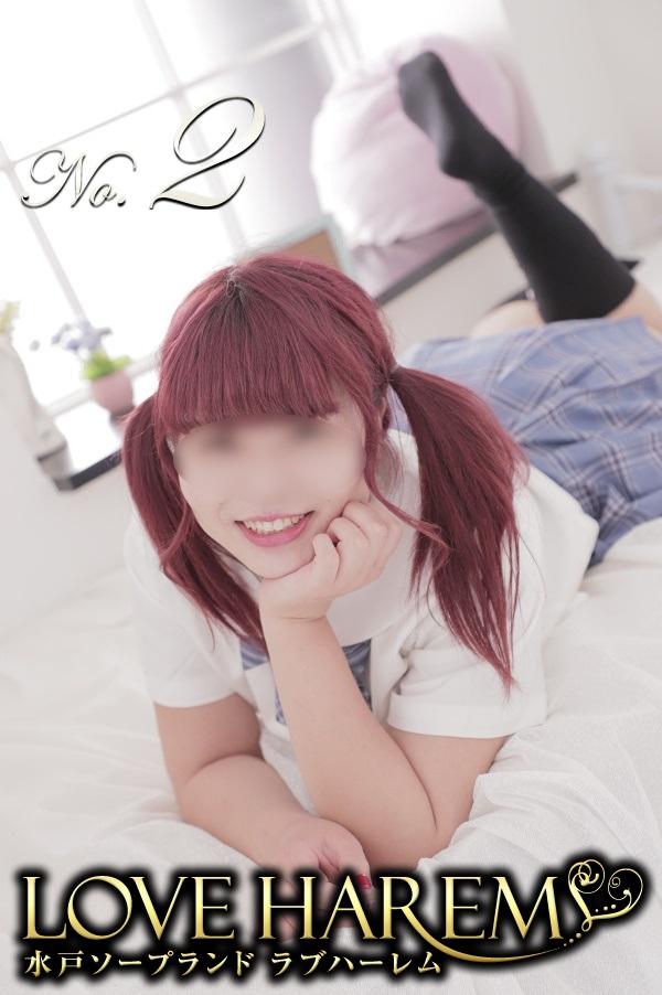 ★【当店№2Girl】正統派素人系美少女『ふうか』ちゃん